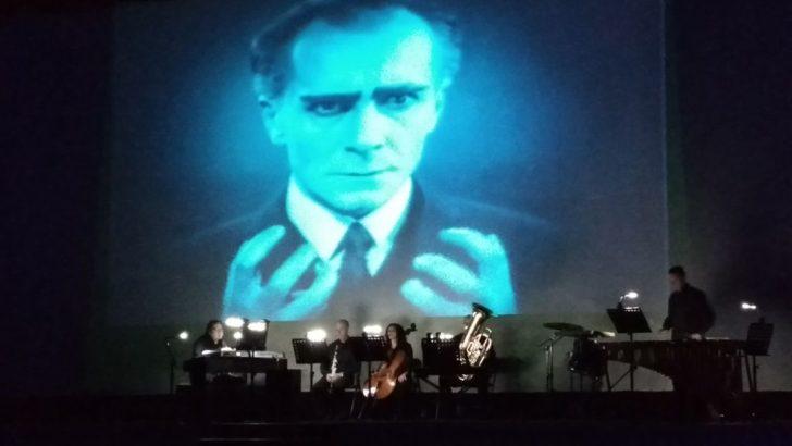 "El grupo ""Manjana"" le pone música a ""Metrópolis"" en la Bienal de Música de Buñol"
