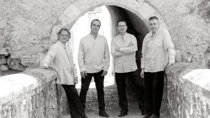 Kontakte Percussió este jueves en la Bienal de Música de Buñol