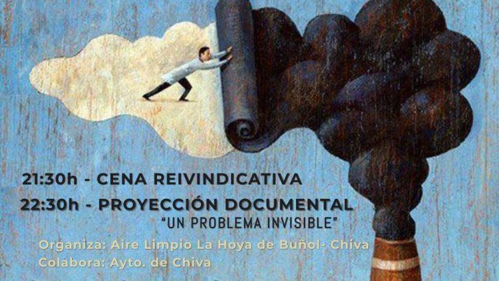 Aire Limpio celebra un acto reivindicativo este viernes en Chiva