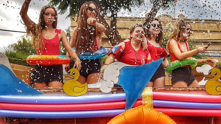 "El domingo se celebró la tradicional ""Cabalgata de Disfraces"" en Macastre"