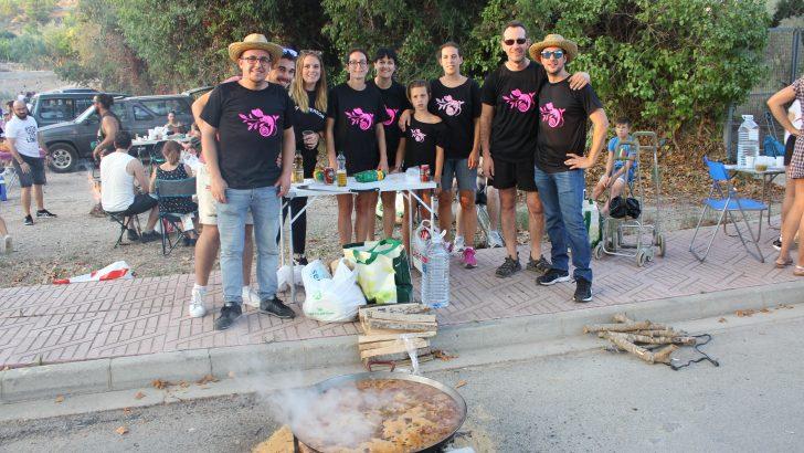 Nuevo éxito de participación en las Paellas de la Feria y Fiestas de Buñol (imágenes)