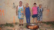 Las imágenes de las fiestas en el Barrio San Rafael de Buñol