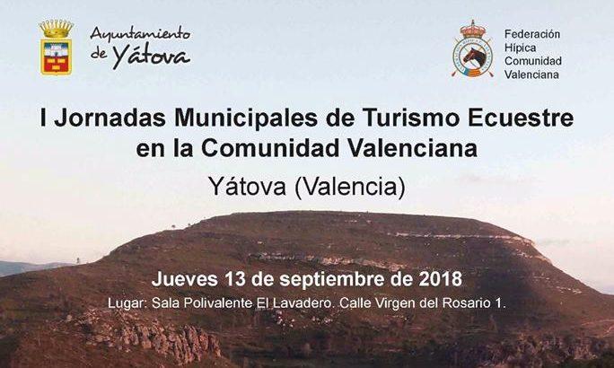 Yátova acogerá la I Jornada Municipal de Turismo Ecuestre en la Comunitat Valenciana