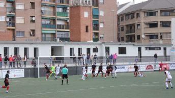 El CD Buñol se lleva la victoria por la mínima (1-0) ante el Rayo SAB (imágenes)