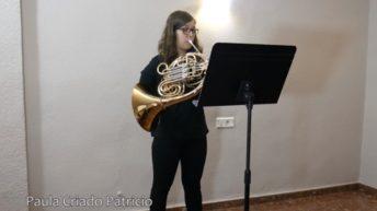 Vota a la músico buñolense Paula Criado en el Concurso de jóvenes intérpretes que organiza Las Provincias y Bankia
