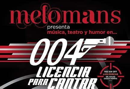 """""""Melomans"""" este sábado en el Teatro Montecarlo de Buñol"""